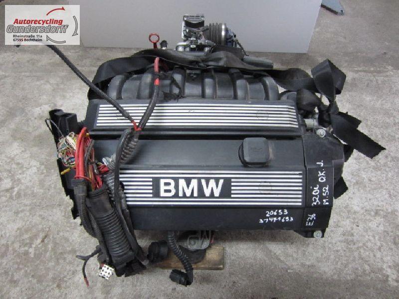 Motor BMW 206S3  31471693BMW 3 (E36) 320 I