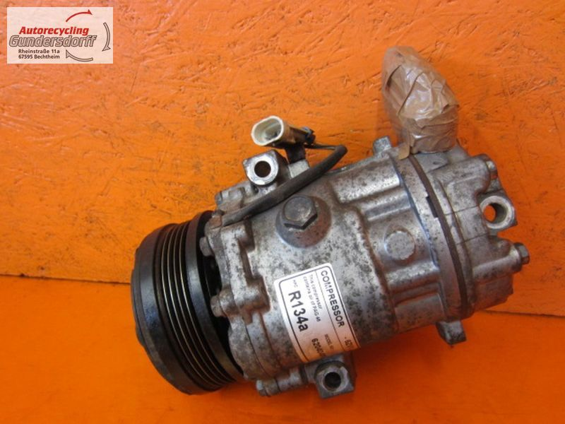 klimakompressor 6204040114 r134a kompressor klimaanlage opel astra g