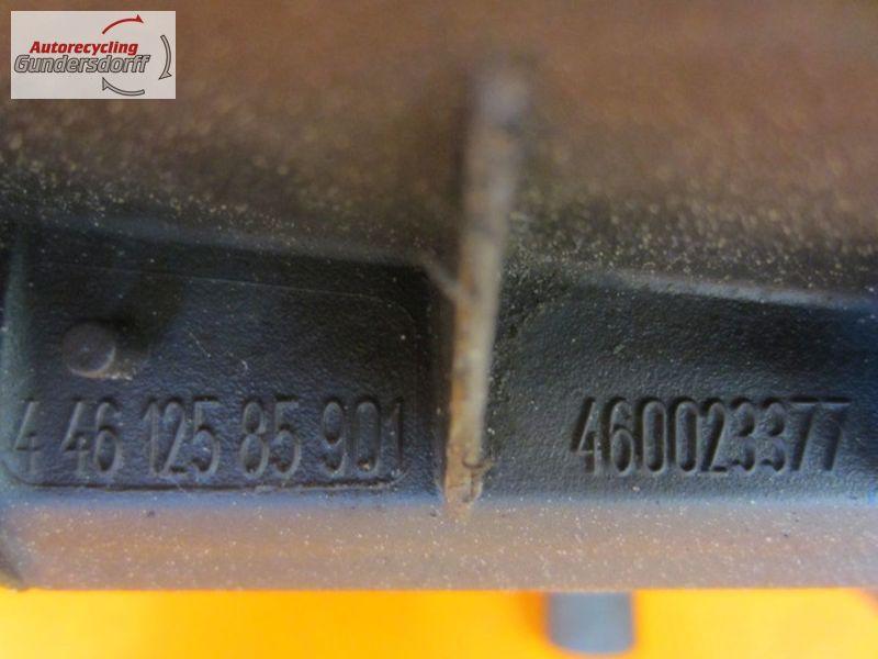 Luftfiltergehäuse 44612585901   460023377OPEL CORSA C (F08, F68) 1.0