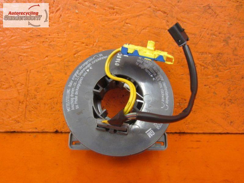 Airbag Kontakteinheit 90588758  1610662  Schleifring WickelfederOPEL CORSA C (F08, F68) 1.0