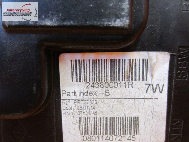 Steuergerät 243800011R   Steuergerät BatterieRENAULT GRAND SCENIC III (JZ0/1_) 1.6 DCI