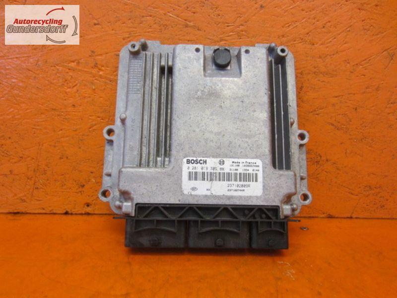 Steuergerät Motor 1039S57498   0281019305RENAULT GRAND SCENIC III (JZ0/1_) 1.6 DCI