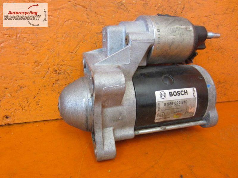 Anlasser 0986022810RENAULT MEGANE II (BM0/1_, CM0/1_) 1.6 16V