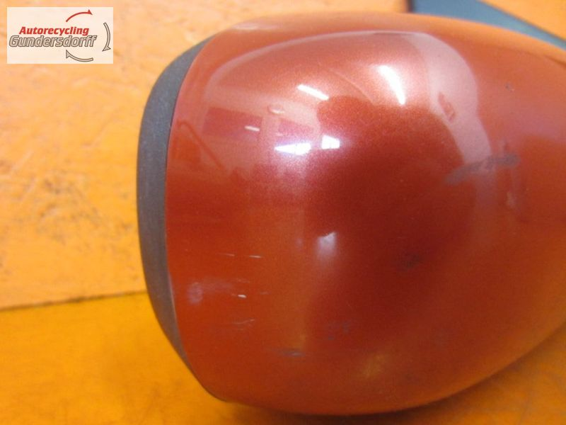 Außenspiegel elektrisch lackiert rechts 12353070       Farbcod   ROT - TEB76RENAULT MEGANE II (BM0/1_, CM0/1_) 1.6 16V
