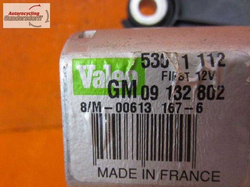 Wischermotor hinten 53011112   09132802OPEL MERIVA 1.3 CDTI