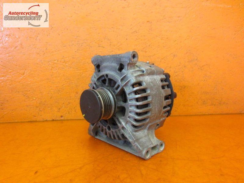 Lichtmaschine A6401540502   TG15C121     14V  150AMERCEDES-BENZ A-KLASSE (W169) A 160 CDI
