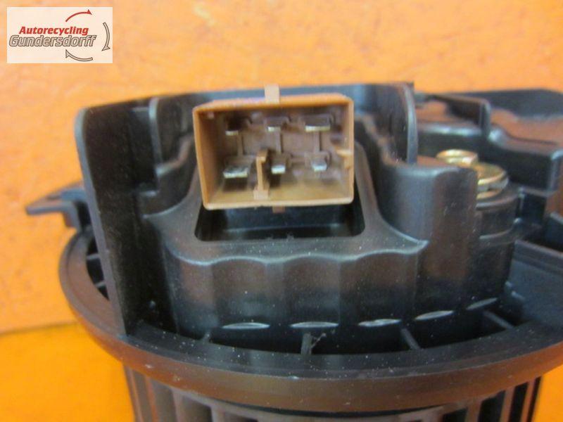 Gebläsemotor 8E1820021B  K01000CCW  5508100 HeizungsgebläseAUDI A4 AVANT (8E5, B6) 1.9 TDI