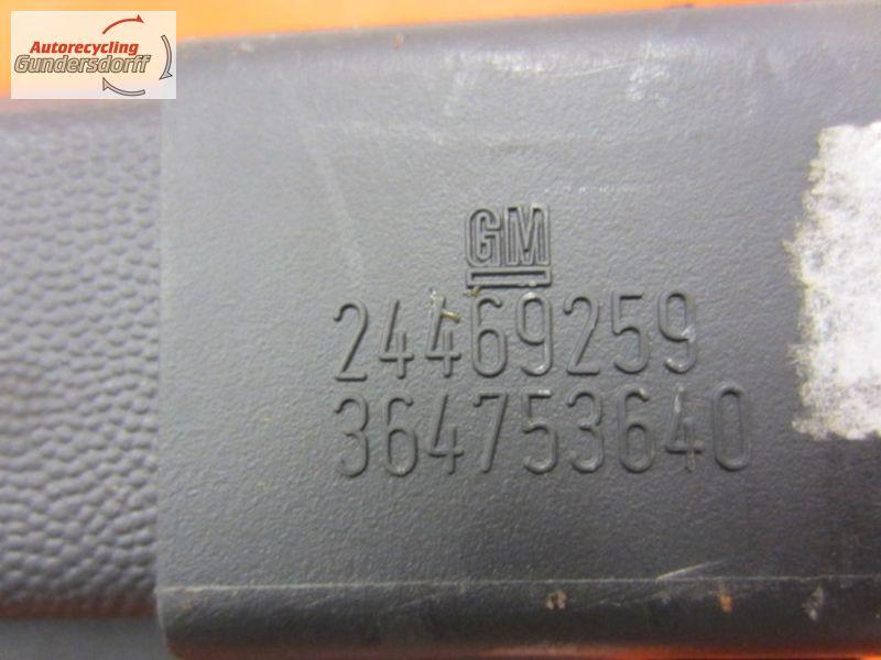 Laderaumabdeckung 364753640  Rollo Hutablage schwarzOPEL VECTRA C CARAVAN 1.9 CDTI