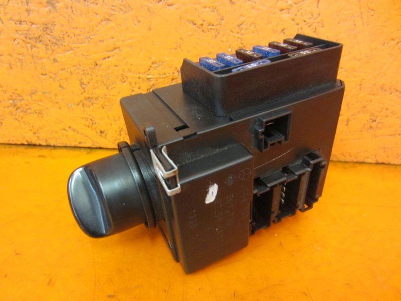 Schalter Licht 501733 LichtschalterMERCEDES-BENZ A-KLASSE (W168) A 170 CDI
