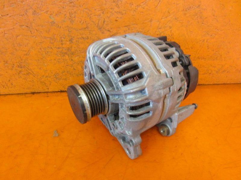 Lichtmaschine 0124525201  Alternator BOSCH 14V 140AVW GOLF VI (5K1) 1.2 TSI