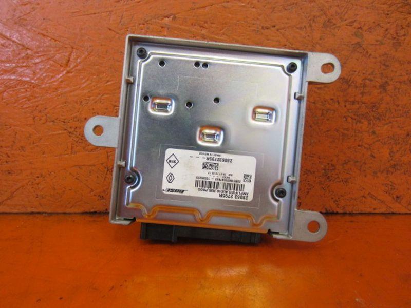 Steuergerät Verstärker Radio BOSE R95RENAULT GRAND SCENIC III (JZ0/1_) 1.6 DCI