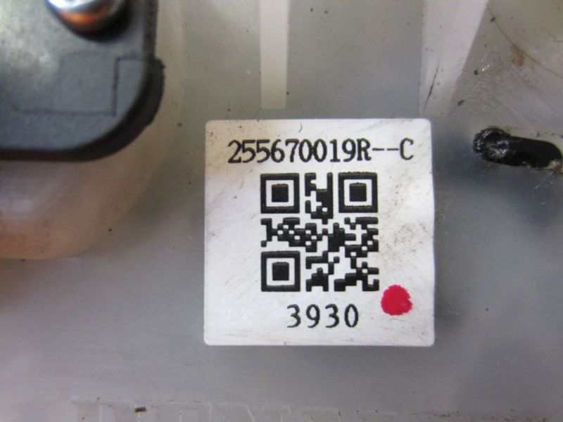 Lenkstockschalter 255520795R Lenkrad FernbedienungRENAULT GRAND SCENIC III (JZ0/1_) 1.6 DCI