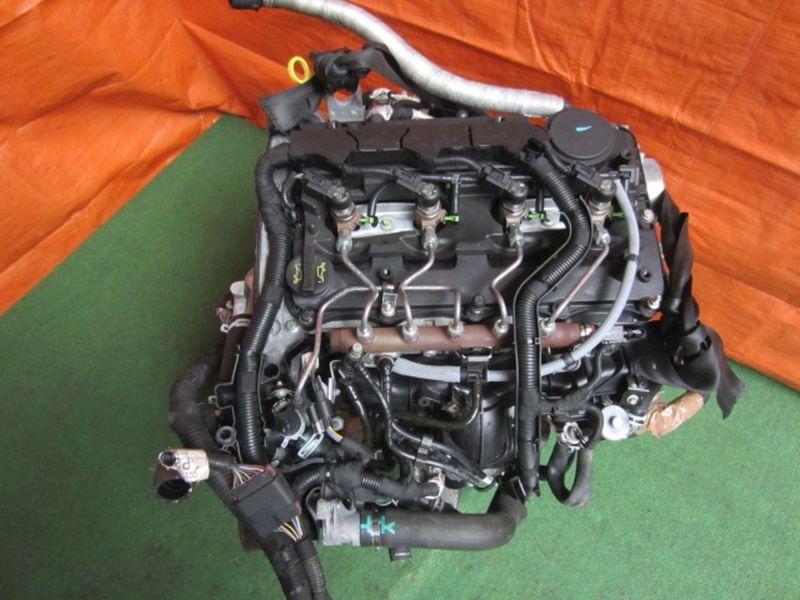 Motor CYRB DA21383 Euro 5 EngineFORD TRANSIT PRITSCHE/FAHRGESTELL 2.2 TDCI RW