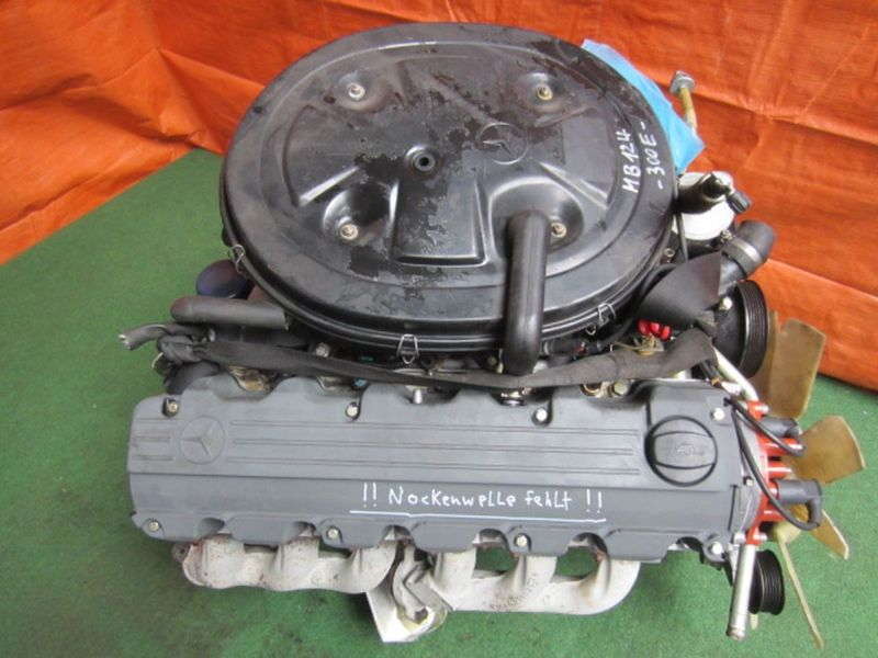 Motor 103983  6 Zylinder!! siehe Beschreibung!!!MERCEDES-BENZ COUPE (C124) 300 CE