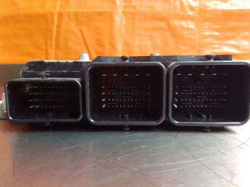 Motorsteuergerät Delphi 28334089FORD S-MAX (WA6) 2.0 TDCI