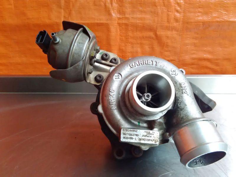 Turbolader Garrett GTB1449VZFORD S-MAX (WA6) 2.0 TDCI