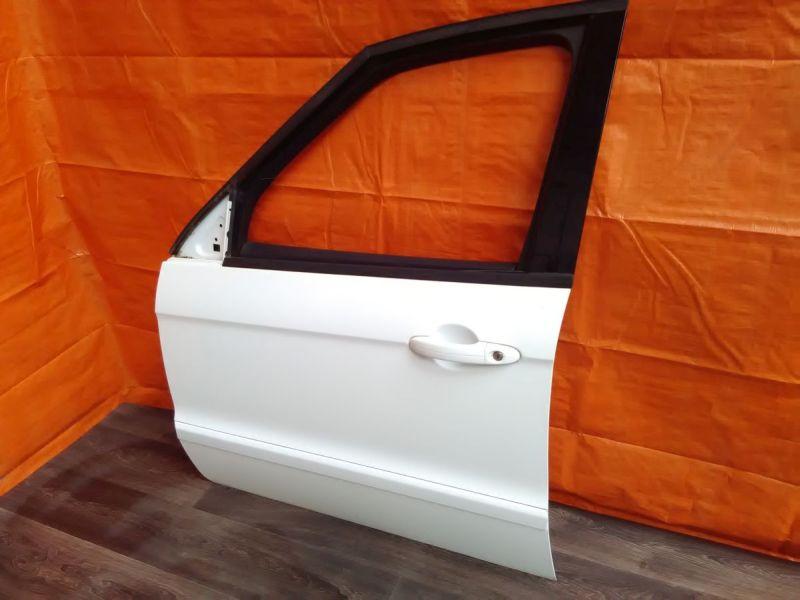 Tür links vorne Fahrertür weißFORD S-MAX (WA6) 2.0 TDCI