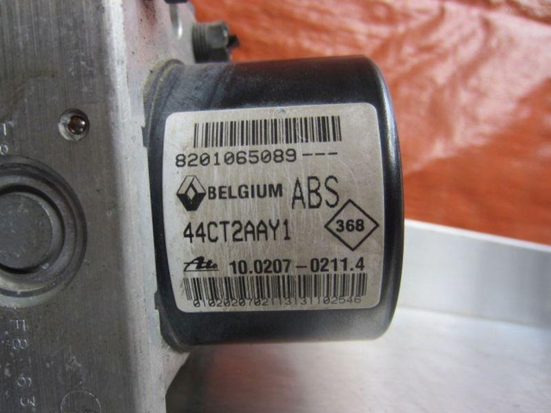 ABS-Regler 10097014403 HydraulikblockRENAULT TWINGO (CN0_) 1.2 16V