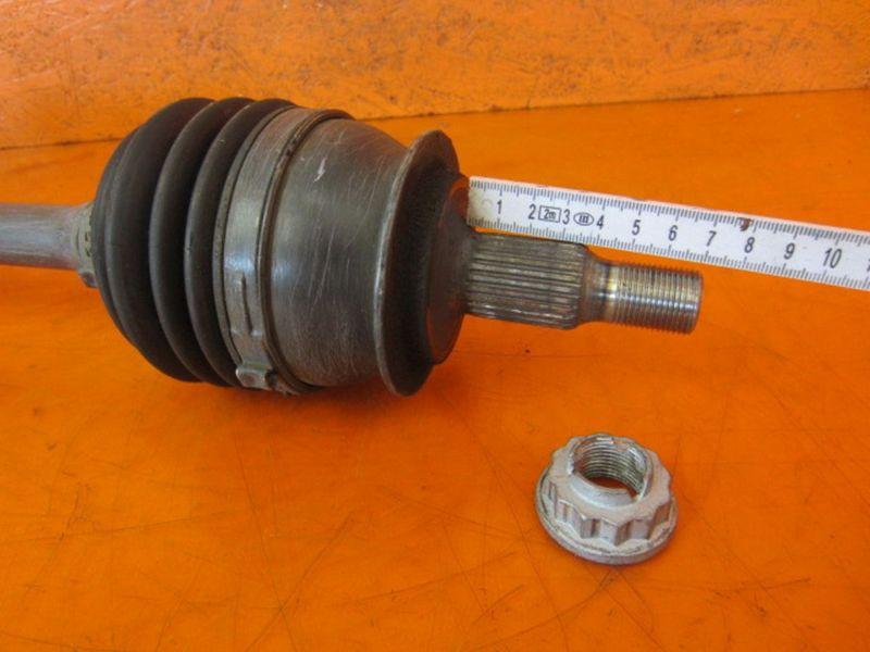 Antriebswelle rechts AutomatikMERCEDES-BENZ A-KLASSE (W169) A 180 CDI