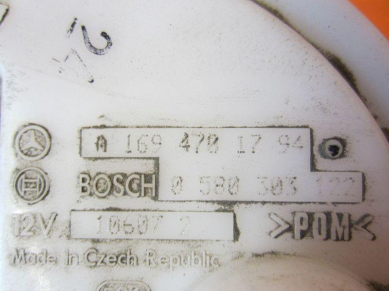 Kraftstoffpumpe 0580303122MERCEDES-BENZ A-KLASSE (W169) A 180 CDI