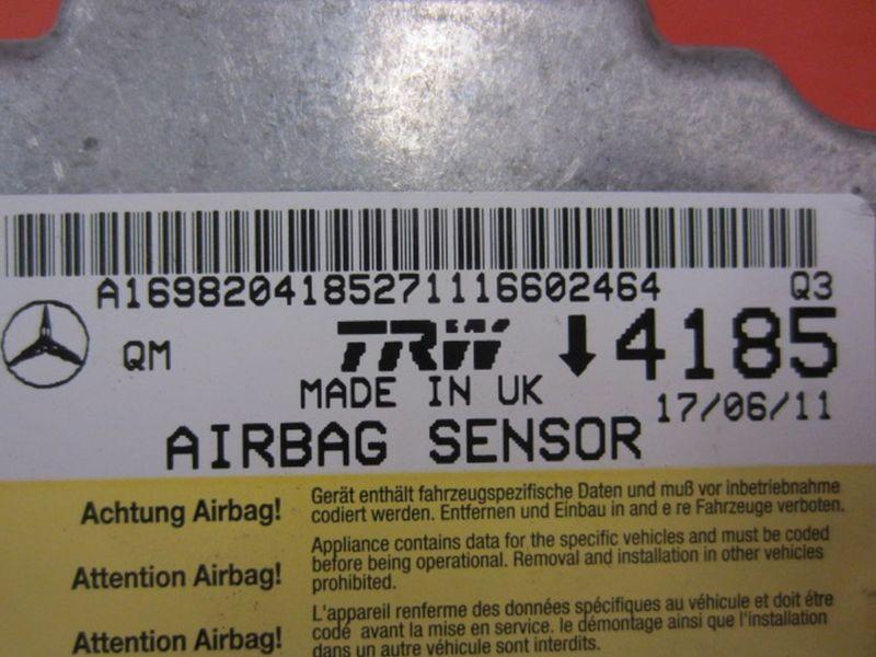 Steuergerät Modul SENSOR TRW 4185MERCEDES-BENZ A-KLASSE (W169) A 180 CDI