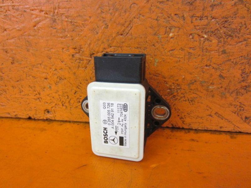 Querbeschleunigungssensor Drehratensensor 0265005726MERCEDES-BENZ A-KLASSE (W169) A 180 CDI