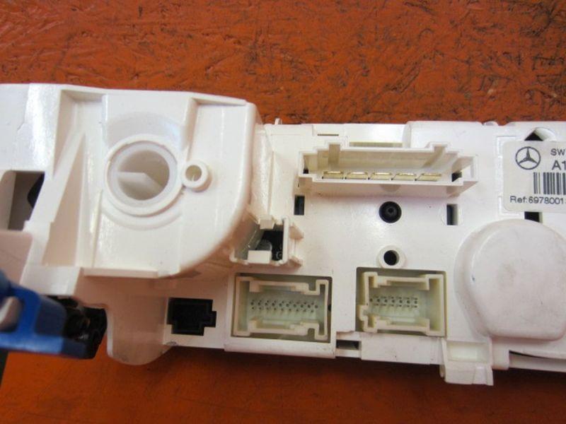 Bedienelement, Klimaanlage Heizung A/C TasterMERCEDES-BENZ A-KLASSE (W169) A 180 CDI